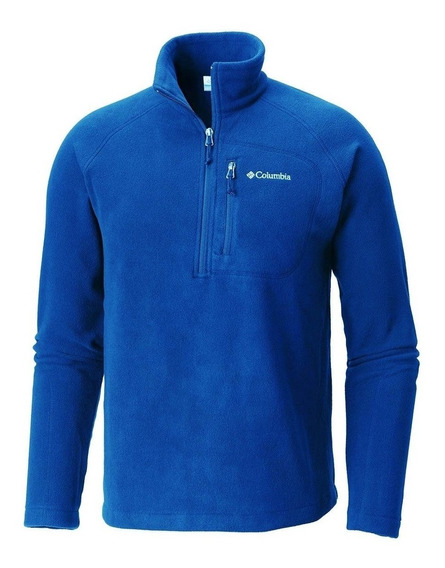 Buzo Polar Columbia Fast Trek Iii Half Zip Fleece Hombre