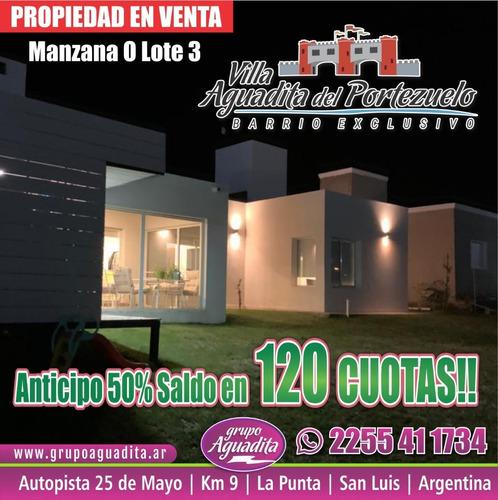 Imagen 1 de 14 de Casa En San Luis Capital - Villa Aguadita Del Portezuelo