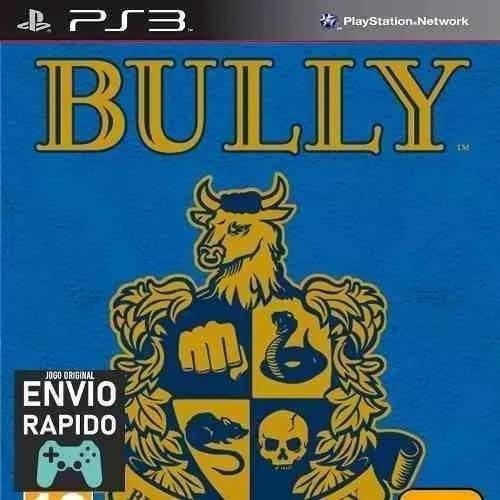 Bully Ps3 Psn Jogo Em Promoção A Pronta Entrega