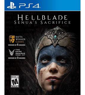 Hellblade: Senuas Sacrifice Ps4