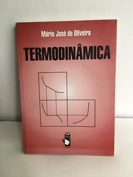 Livro Termodinâmica - Mário José De Oliveira