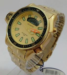 Relógio Atlantis Aqualand Original Prova D