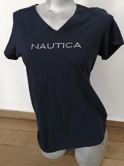 Playera Nautica
