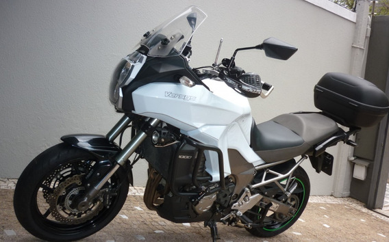 Kawasaki Versys 1000 S Branca Cod:.1011