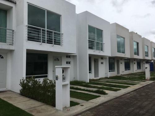 Casa En Condominio En Cuautlancingo / Cuautlancingo - Gsi-887-cd