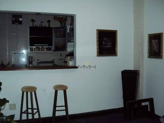 Apartamento Com 3 Dormitórios Para Alugar, 130 M² - Gonzaga - Santos/sp - Ap1711