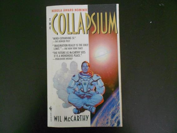 Livro Collapsium Will Mccarthy