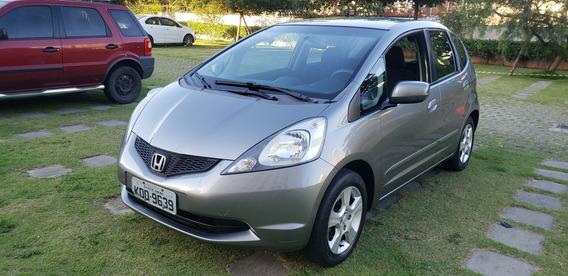 Honda Fit Lx 11/12 - Manual 1,4 2º Dono - 2012