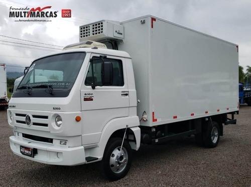 Imagem 1 de 15 de Volkswagen 8-160 Delivery Camara Fria 5m