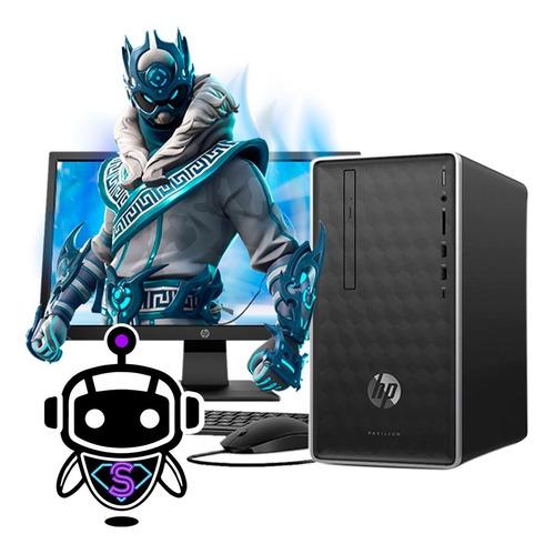 Computadora Cpu Hp I5 + 8gb + 2 T B + G R A T I S Monitor !!