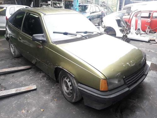 Sucata Chevrolet Kadett Sl/e 1.8 1991 Gasolina
