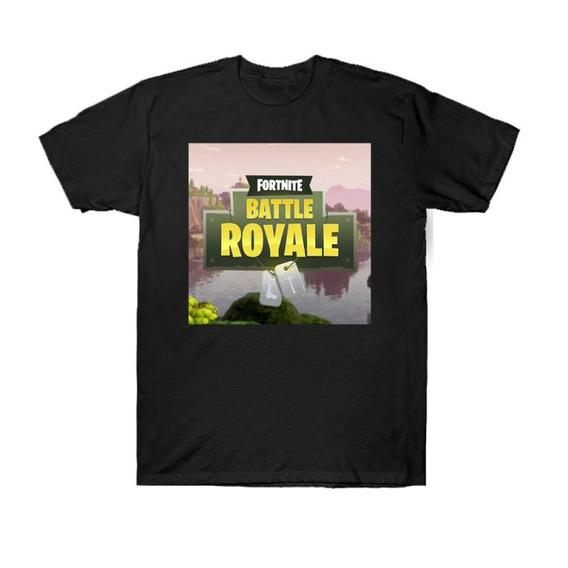 Remera Fortnite Juegos Battle Royale Mashup Loser M27