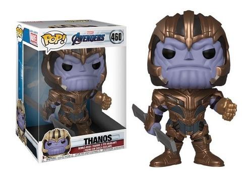 Funko Pop Thanos 460 10¨ - Avengers End Game