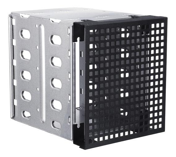 Bandeja De Gaiola Caddy Rack Para 5x3.5 Sata Sas Hdd Disco R