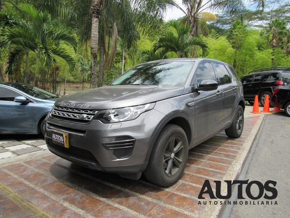 Land Rover Discovery Sport At Sec 4x4 Cc2000