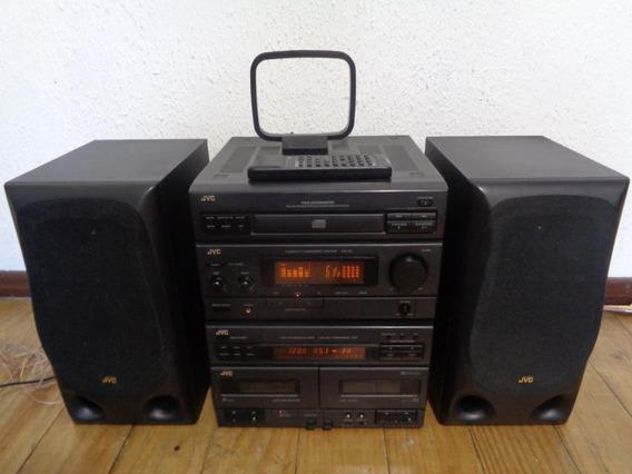Mini System Jvc Mx44bk _ 110 V