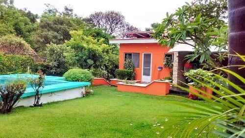 Casa En Lomas De Cuernavaca