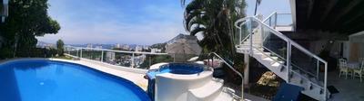 Villa Silvia, Lomas De Costa Azul, Acapulco