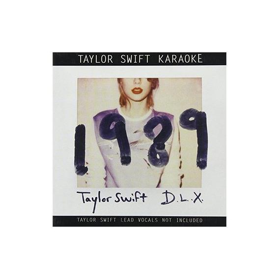 Swift Taylor 1989 Karaoke: Deluxe Canada Import Cd