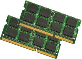 Kit 4gb ( 2x2gb ) Ddr3 1066/1067mhz P/ Apple Mac Mini