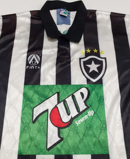 Camiseta Antiga Botafogo Campeão Brasileiro 1995 Finta - Kb