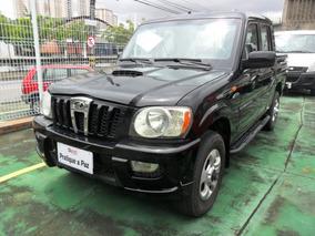 Mahindra Pickup 2.6 Crde 8v 4x4 Cd Turbo Eletrônico Diesel
