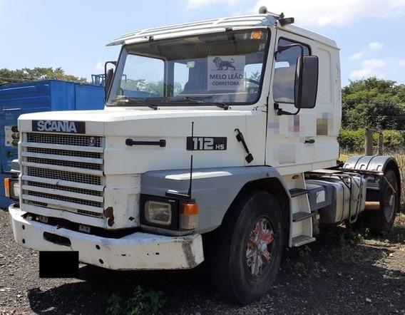 T-112 Hs 320 4x2 - 87/87 - Cavalo Toco, Cabine Leito