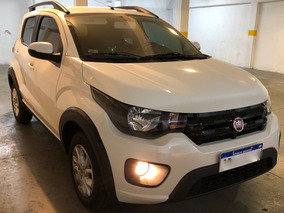 Fiat Mobi 1.0 Way Live On