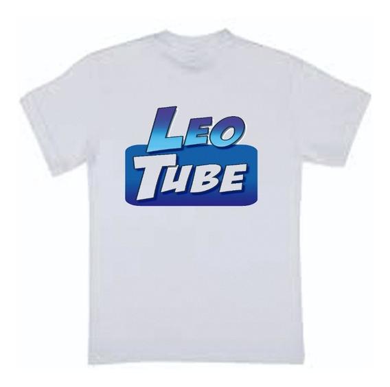 Remera Leo Tube - Mikel Tube - Youtubers