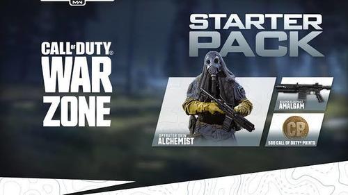 Imagen 1 de 2 de Warzone Paquete(skin De Operador 500 Monedas Y Más)xbox One