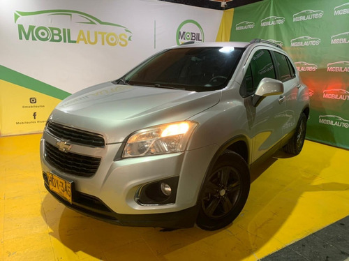 Chevrolet Tracker Ls Fe Aut 1.8 2013