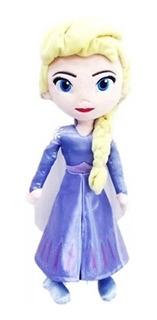 Frozen Peluche Con Sonido 20 Cm Elsa
