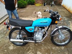Honda Cg Bolinha 1981