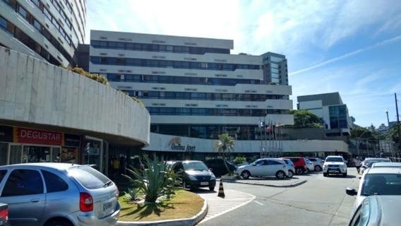 Loja Comercial Para Alugar Na Ondina Frente De Rua Com Mezanino 65m2 - Lit395 - 34480768