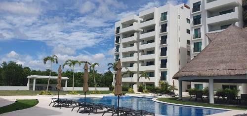 Residencial Aqua, Cascades, Precioso Penthouse En Venta Con Roof Garden Para Estrenar De 3 Recámaras. Supermanzana 330, Cancún, Quintana Roo