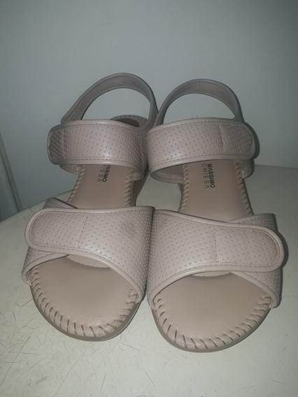 Sandalias Modare Made In Brasil Bra 39