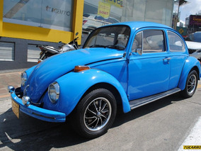 Volkswagen Escarabajo