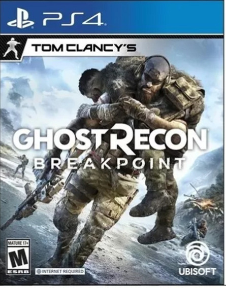 Tom Clancys Ghost Recon Breakpoint Psn 1 Ps4