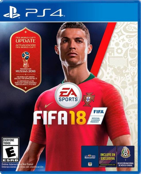 Fifa 18 Copa Mundial Play Station 4 Ibushak Gaming
