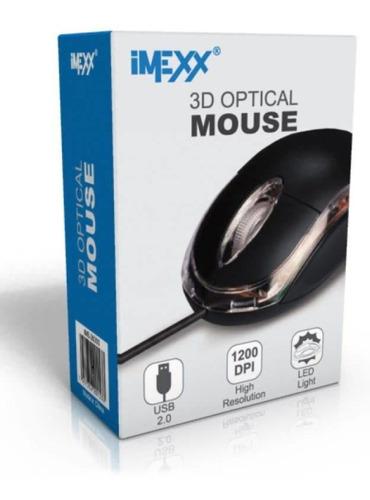Accesorio Imexx Mouse Óptico