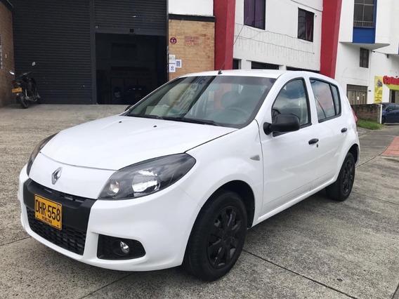 Renault Sandero Autentic Sin Aire