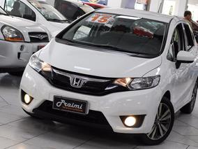 Honda Fit Ex 1.5 16v Flex Automático (cvt) 2015