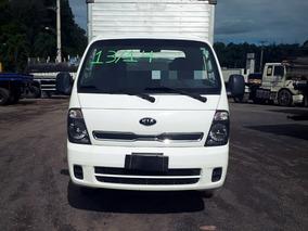 Caminhão Baú - Kia - Uk2500 Hd Sc - 13/14 - 53 Mil
