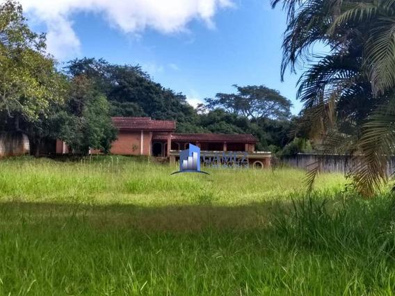 Chácara Com 3 Dormitórios À Venda, 5000 M² Por R$ 3.000 - Jardim Estância Brasil - Atibaia/sp - Ch0043
