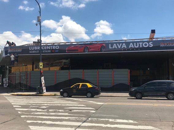 Fondo Lavadero Autos + Taller Mecánico + Lubricentro