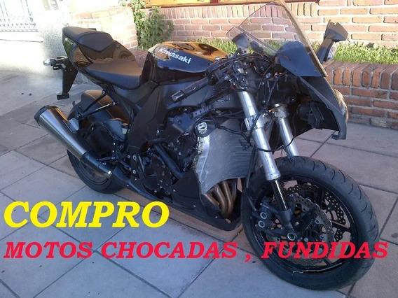 Motos Caida Kawa Yamaha Compro R1 R6 Zx10 Zx6