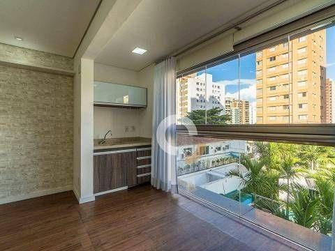 Imagem 1 de 20 de Apartamento, 50 M² - Venda Por R$ 580.000,00 Ou Aluguel Por R$ 3.000,00/mês - Cambuí - Campinas/sp - Ap3415