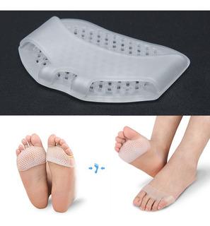 1 Par Solas Silicone Proteção Sapatos Conforto E Proteção