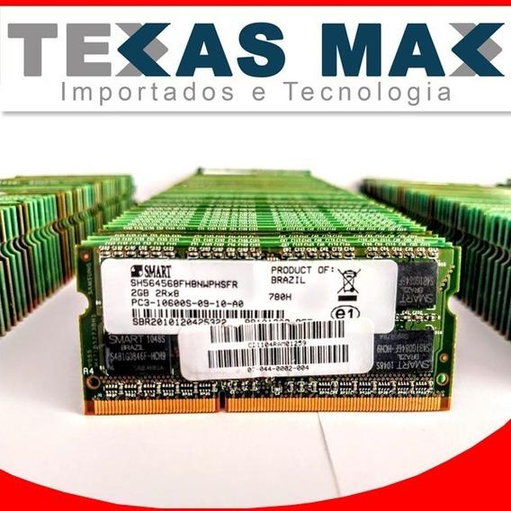 Lote 1000 Memórias Notebook 2gb Ddr3 -vl.unitário Por Peça