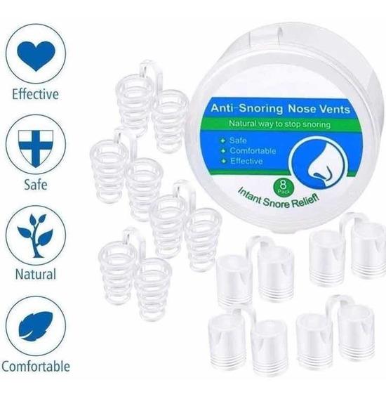 8 Dispositivos Anti Ronquido Dejar De Roncar Respirar Mejor